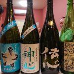 日本酒の会(夏酒)